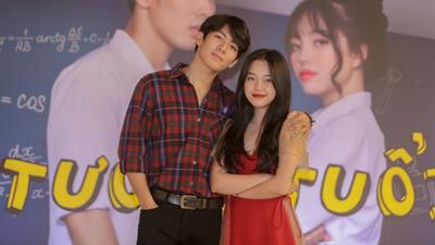 Hot streamer Đàm Ngọc Linh sánh đôiđạo diễn 9X điển traiJack Carry On ra mắt phim bom tấn học đường hè 2019 'Ảo tưởng tuổi 17'