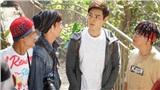 Jay Quân gặp áp lực khi xưng hô 'mày - tao' với đàn anh với Huy Khánh, Mạc Văn Khoa khi đóng 'Lật mặt 4'