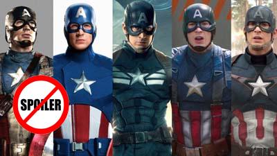 Nhìn lại hành trình của Captain America Chris Evans trong Avengers