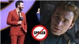 Chris Evans từng cao hứng spoil nội dung Avengers: Endgame giữa ngàn người khiến đạo diễn rớt tim