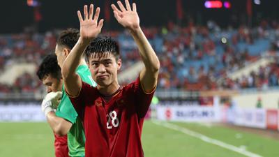 Duy Mạnh không kịp bình phục chấn thương, bỏ lỡ King's Cup 2019