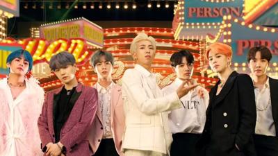 Ngưng quảng bá, BTS vẫn tự phá kỷ lục bản thân với chiến thắng thứ 13 của ca khúc 'Boy With Luv'