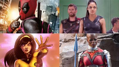 11 nhân vật được đồn đoán là siêu anh hùng thuộc giới tính thứ 3 đầu tiên của MCU (Phần 1)
