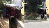 Chỗ đậu ô tô hiểm hóc khiến dân mạng kinh ngạc về khả năng lùi xe của tài xế