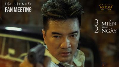 Lần đầu tiên tại Việt Nam, Đàm Vĩnh Hưng 'chơi lớn' tổ chức fan-meeting tại 3 miền để chào đón MV mới