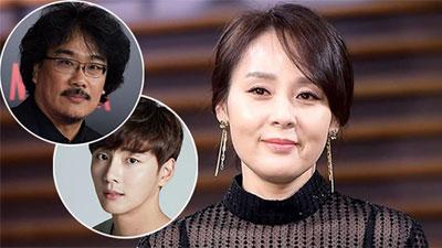 Dàn sao xứ Hàn cùng đạo diễn Ký sinh trùng tới dự đám tang nữ diễn viên Jeon Mi Seon lần cuối