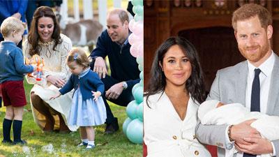 Chiêm tinh phân tích tính cách của những đứa trẻ con nhà Kate và Meghan: Bé Archie được đánh giá là một đứa trẻ đặc biệt thông minh