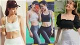 Chuyện giảm cân 70% ăn - 30% tập của sao Việt: Nhã Phương giảm 4kg trong 4 ngày nhờ thực đơn toàn rau củ