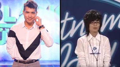 Cãi nhau vụ cái áo 25 triệu, người mắng Trương Thế Vinh bị đào mộ clip thi Vietnam Idol gây sốt