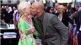 Jason Statham tụ hội cùng cả 'gia đình' tại buổi công chiếu bom tấn 'Fast & Furious: Hobbs & Shaw' ở London