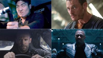 Điểm lại dàn ác nhân 'sừng sỏ' nhất vũ trụ điện ảnh 'Fast & Furious'