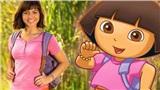'Nữ anh hùng nhí' Dora 'lột xác', bước ra màn ảnh rộng trong phiên bản live-action mới