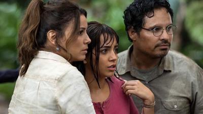 Dàn sao người Nam Mỹ nổi tiếng xuất hiện trong'Dora và Thành phố Vàng mất tích'