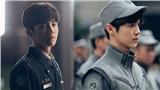 Lộc Hàm bị chỉ trích khi vào vai quân nhân lại để tóc như đi thi idol trong 'Pháo đài Thượng Hải'