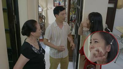 Hỗn chiến với mẹ chồng nhưng chồng chỉ giương mắt ếch đứng nhìn, Diệu Hương uất hẹn nhận ra 'Đồ hèn! Tôi có mù mới lấy anh'