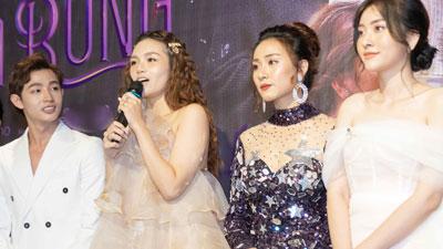 Sao nhí 'Mùi Ngò Gai' trở lại với phim về ma cà rồng đầu tiên của Việt Nam, sánh bước bên dàn 'đối thủ' đáng gờm trên thảm đỏ