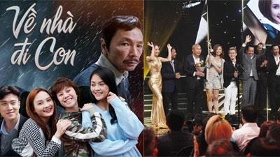'Về nhà đi con' vượt 'Quỳnh búp bê' giành giải Phim truyền hình ấn tượng nhất giải thưởng 'VTV Awards - Ấn tượng 2019'