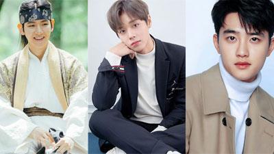 8 nam idol được kỳ vọng trở thành diễn viên chuyên nghiệp, người cuối cùng có phim cực hay chuẩn bị lên sóng