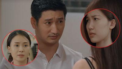 'Hoa hồng trên ngực trái' trailer tập 11: Trà mang bầu con trai, Thái sẽ bỏ Khuê lấy bồ?