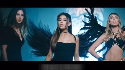 Ariana Grande, Miley Cyrus và Lana Del Rey gây bão với nhạc phim mới của 'Charlie's Angels'