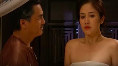 'Tiếng sét trong mưa': Cảnh 18+ làm ai cũng đỏ mặt, Khải Duy ngủ với vợ trẻ đẹp nhưng đêm nào cũng có tiếng la hét nhạy cảm