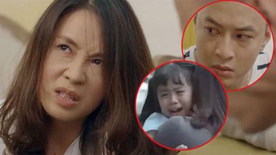 'Hoa hồng trên ngực trái' trailer tập 20: Khuê uống say khướt rồi kể xấu chồng cũ với Bảo, khán giả thắc mắc 'Ai trông bé Mun?'