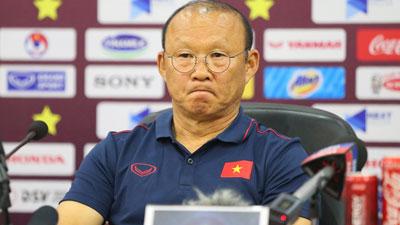 Vòng loại World Cup 2022: Việt Nam - Malaysia: HLV Park Hang Seo tự tin khẳng định chiến thắng