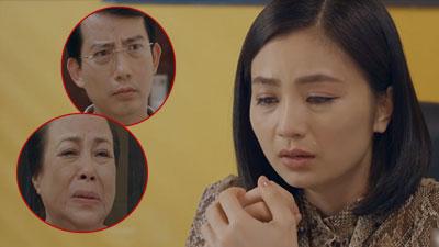 'Hoa hồng trên ngực trái' tập 20: Nối gót Khuê - Thái, cặp đôi San - Dũng cũng chính thức ly hôn