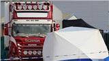 Tài xế Bỉ cho biết bên trong container chở 39 người toàn bánh quy, nạn nhân nghi ngờ chết do ngạt thở