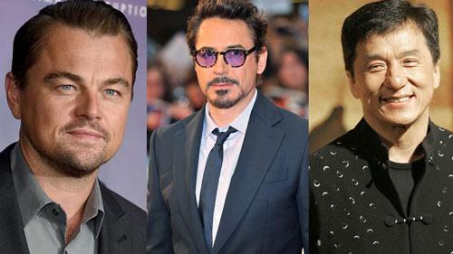 Những nam diễn viên có tổng thu nhập cao nhất thế giới 10 năm qua: Leonardo DiCaprio hay Thành Long vẫn thua người này!
