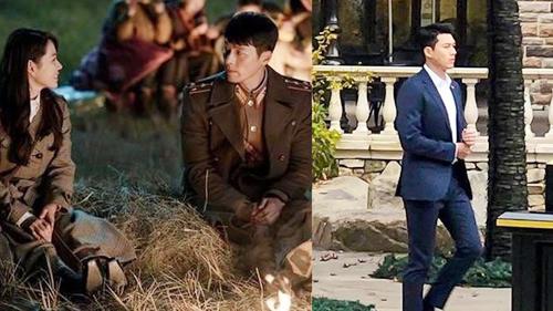 Lộ tạo hình siêu điển trai của Hyun Bin trong phim đóng cùng Son Ye Jin: Khi chủ tịch giả làm quân nhân và cái kết khiến fan rụng tim