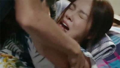 'Tiệm ăn dì ghẻ' tập 1: Quang Tuấn đi tù vì cờ bạc, vừa ra trại đã lao vào làm nhục vợ cũ - Dương Cẩm Lynh