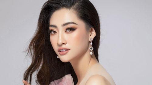 Diện đầm hồng chuẩn gu Miss World, Lương Thùy Linh cất lời ca 'A million dreams' đầy ý nghĩa