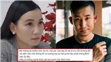 'Hoa hồng trên ngực trái': Khán giả chửi mắng diễn viên đóng vai Ngân thậm tệ, Trọng Nhân (vai Khang) bức xúc lên tiếng 'hãy là người xem văn minh'
