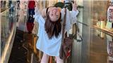 Kiểu chụp ảnh 'hết hồn' của hot girl Trâm Anh sau khi tái xuất