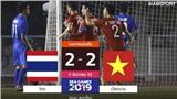 Báo Thái Lan đau đớn, thừa nhận 'nước mắt rơi' khi bị loại ngay từ vòng bảng