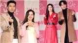 Họp báo 'Crash Landing on You': Son Ye Jin - Hyun Bin đẹp đôi đến ngộp thở, áp đảo cặp phụ