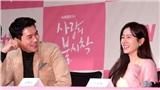 Hyun Bin - Son Ye Jin nói về tin hẹn hò, tiết lộ lý do đóng phim 'Crash Landing on You' tại họp báo