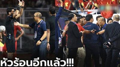 Kỷ lục 'có một không hai' của HLV Park Hang-seo gây ấn tượng mạnh với báo Thái Lan