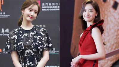Yoona thay liền 2 bộ váy: Vừa kín đáo đã quay ngoắt sang lồng lộn đúng chuẩn 'nữ hoàng thảm đỏ' khiến ai cũng trầm trồ