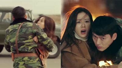 'Hạ cánh nơi anh' tập 6: Hyun Bin bất chấp mạng sống đỡ đạn thay cho Son Ye Jin