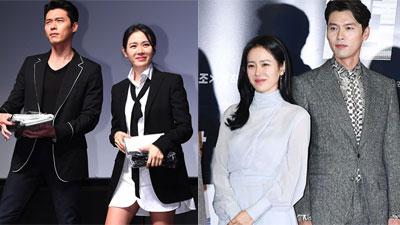 Hyun Bin - Son Ye Jin cứ bên nhau là diện đồ ăn ý và đẹp cả đôi, chẳng trách dân tình cứ đòi anh chị cưới nhau thật đi!