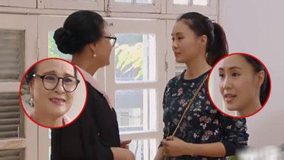'Hoa hồng trên ngực trái' tập cuối: Đây là cách Khuê đối đãi với mẹ chồng cũ sau khi Thái qua đời