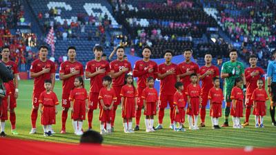 TRỰC TIẾP U23 Việt Nam 0-0 U23 UAE: Hoàng Đức suýt nữa lập công