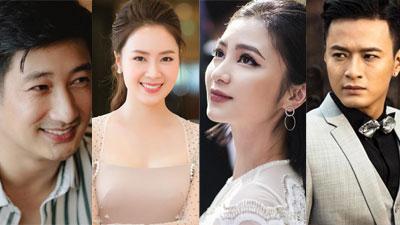 'Hoa hồng trên ngực trái' kết thúc, dàn diễn viên đồng loạt thể hiện sự tiếc nuối, Diệu Hương (vai San) không quên nhắc Bảo (Hồng Đăng) sang tên nhà