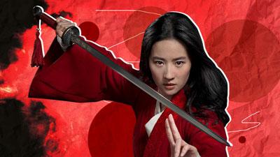 Dân mạng tỏ ra nghi ngờ khi đạo diễn khen ngợi Lưu Diệc Phi sinh ra là để đóng Hoa Mộc Lan
