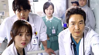 Rating phim 'Người thầy y đức 2' củaLee Sung Kyung vàAhn Hyo Seop tăng trở lại