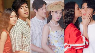 Năm 2020, những trái tim yêu phim Thái ngóng chờ màn tái hợp của những cặp đôi nào nhất?