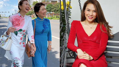 Mồng Một Tết Canh Tý của sao Việt: Mỹ Tâm rực sắc đỏ, Thanh Hằng xuất hành với mẹ, Tóc Tiên đón Tết ở Hà Nội cùng bạn trai?