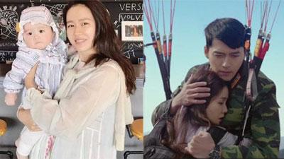 'Crash Landing On You': Náo loạn cảnh Son Ye Jin vác bụng bầu còn bế thêm con nhỏ, sẽ có cái kết đẹp với Hyun Bin?